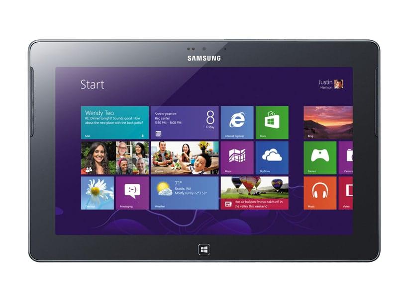 Samsung ne vendra pas sa tablette Ativ Tab aux USA