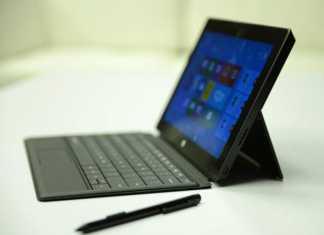 Tablette Microsoft Surface Pro : sortie prévue à la fin du mois de Janvier 3