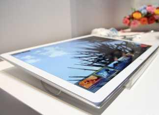 Panasonic lance une tablette 20 pouces avec la technologie 4K 5
