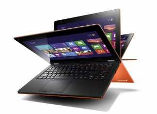 Lenovo dévoile le IdeaPad Yoga 11S lors du CES de Las Vegas  3