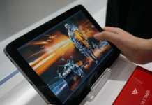Vizio lance la première tablette avec un processeur Nvidia Tegra 4  4