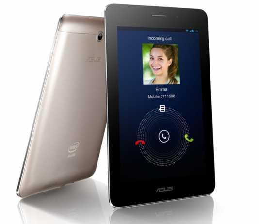 La tablette Asus Fonepad officiellement dévoilée 2