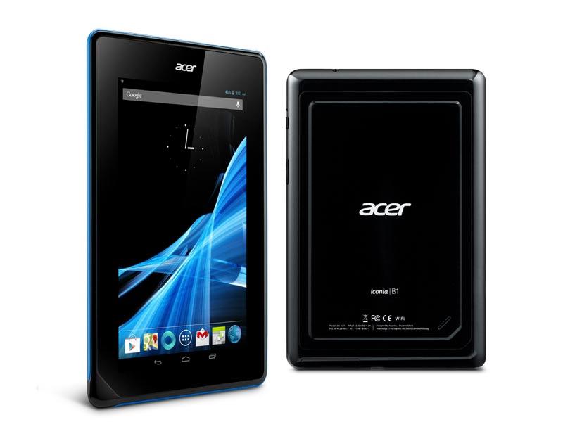 Acer France confirme l'arrivée de deux nouvelles tablettes Android
