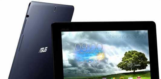 Des infos et une vidéo sur les nouvelles tablettes Memo Pad d'Asus 1