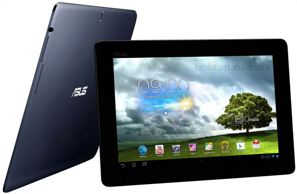 Une vidéo de la tablette Asus MeMO Pad Smart 10