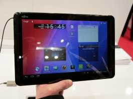 [MWC 2013] Prise en main tablette Fujitsu Stylistic M702 sous Android 4.0 11
