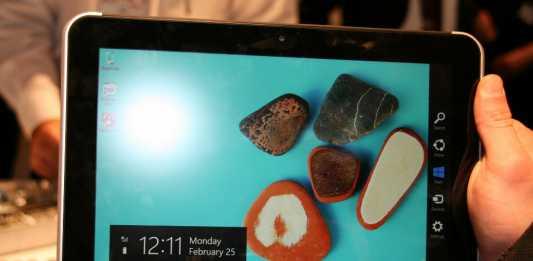 [MWC 2013] Prise en main de la tablette HP ElitePad sous Windows 8 17