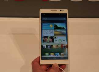 [MWC 2013] Prise en main Huawei Ascent Mate, un smartphone de 6.1 pouces !   9