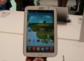 [MWC 2013] Prise en main de la tablette Samsung Galaxy Note 8.0 14