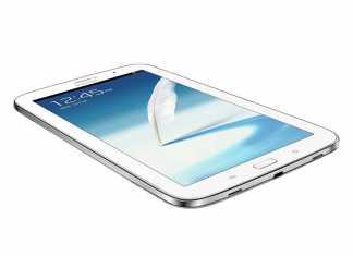Une date de sortie et un prix pour la Samsung Galaxy Note 8.0 1