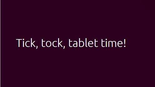 Lancement de Ubuntu pour tablette : Canonical présente sa première version 4
