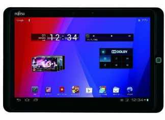 Fujitsu dévoile sa tablette Arrows Tab AR70B