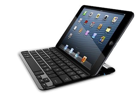 Des claviers pour l'iPad mini signés Belkin et Logitech 2