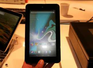 HP slate 7: une tablette Android de 7 pouces