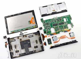 La tablette Microsoft Surface Pro analysée par les experts d'iFixit 4