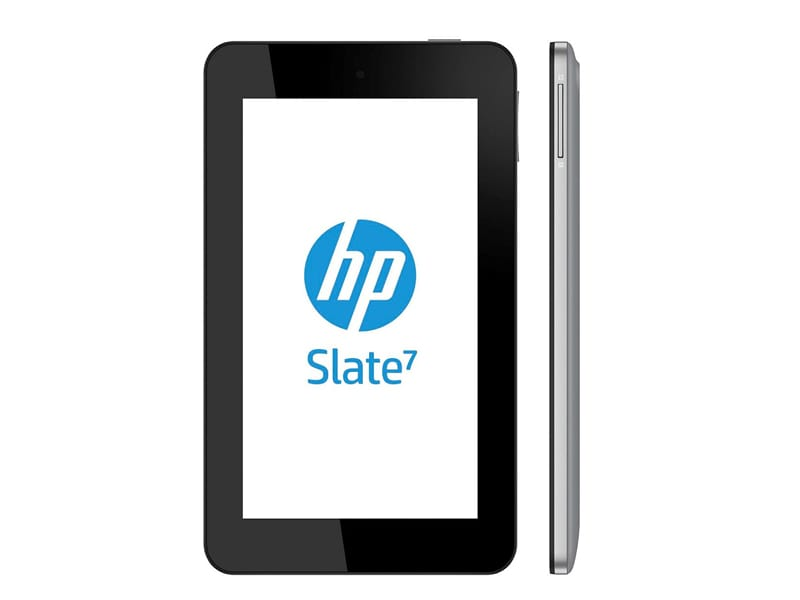 HP présente la Slate 7, sa première tablette sous Android 4.1 Jelly Bean 1