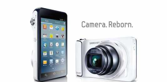 Samsung présente le Galaxy Camera Wi-Fi 2