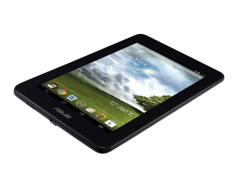 Asus prépare la FonePad, une tablette de 7 pouces avec un processeur Intel Atom