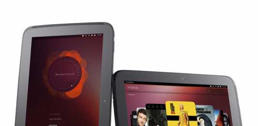 Vidéo de démonstration d'Ubuntu pour tablette tactile 1