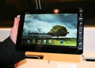 [MWC 2013] Prise en main et vidéo de la tablette Asus MeMO Tab Smart 7