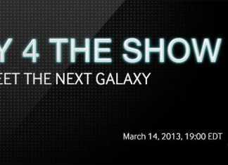 Suivez le lancement du Samsung Galaxy S4 en direct sur iLoveTablette.com à partir de minuit 2