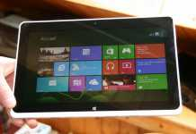 Test Acer Iconia Tab W510 17