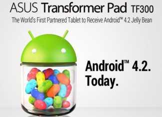 La tablette Asus Transformer Pad 300 passe sous Android 4.2