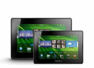 Une tablette Blackberry PlayBook au format 10 pouces à venir ?  3