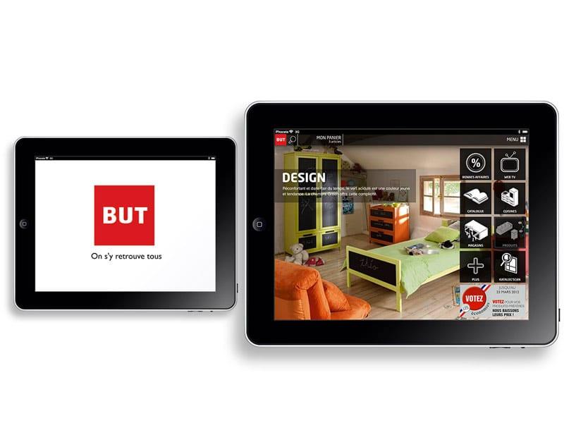 but logo. Black Bedroom Furniture Sets. Home Design Ideas