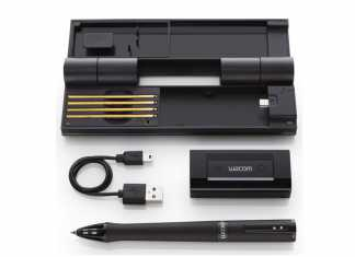 Test accessoire Wacom InkLing 5