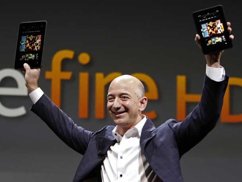 Amazon Kindle Fire HD 2013 : des tablettes haut de gamme à venir !