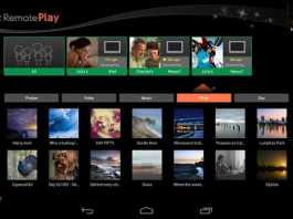 Une application pour partager des fichiers multimédias entre tablette Android et iPad 2