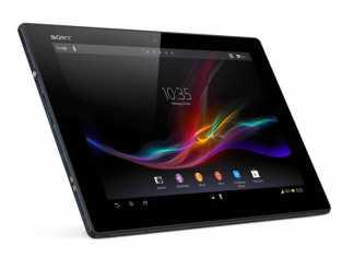 La  tablette Sony Xperia Tablet Z est disponible à 499€ en pré-commande 2