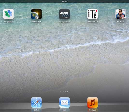 Top 5 des applications pour Apple iPad - Mars 2013  22