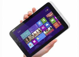 Acer Iconia W3 : la première tablette 8 pouces sous Windows 8 2
