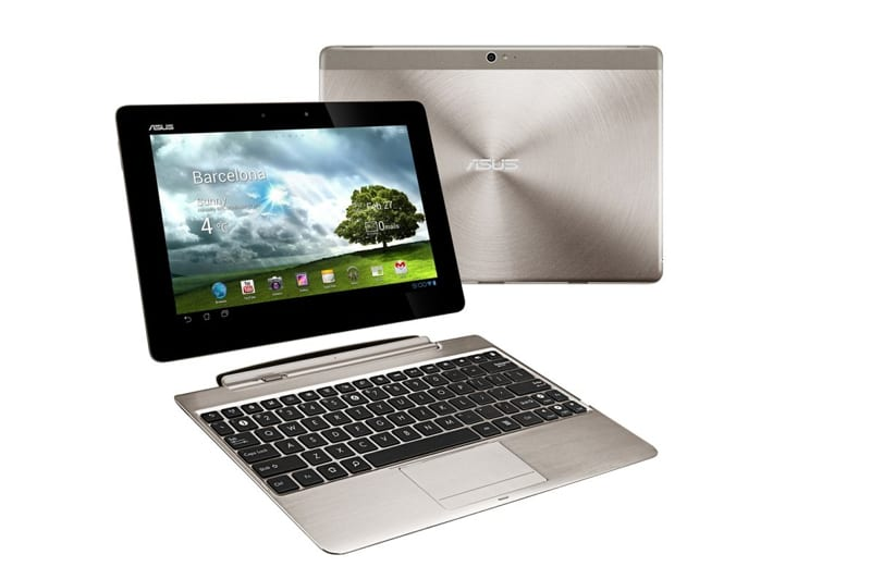 La tablette Asus Transformer Infinity reçoit Android 4.2 Jelly Bean