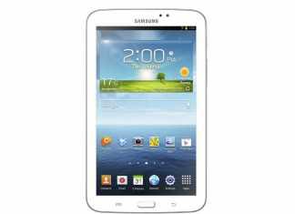 Samsung dévoile la GALAXY Tab 3 en version 7 pouces 1