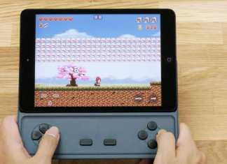 Transformez votre iPad mini en console de jeu avec le Game D 1