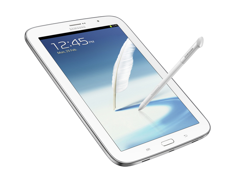 La tablette Samsung Galaxy Note 8.0 passe à Android 4.2.2 Jelly Bean