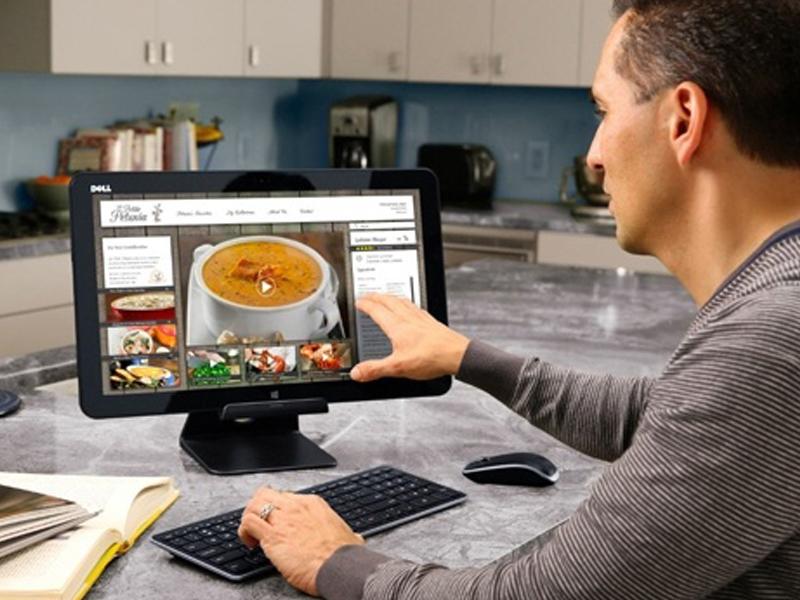 Dell XPS 18, une tablette hybride de 18 pouces sous Windows 8