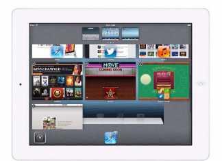 Un concept intéressant pour iOS 7 1