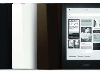 Kobo Aura HD : une nouvelle liseuse haut de gamme 1