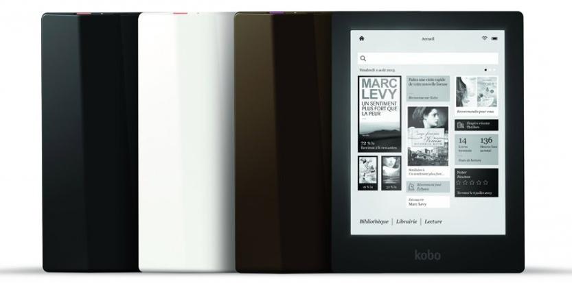 Kobo Aura HD : une nouvelle liseuse haut de gamme