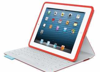 Logitech FabricSkin Keyboard Folio : un nouveau Etui-clavier pour iPad 1