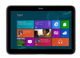 HTC travaillerait à une tablette tactile sous Windows 8