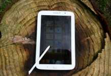 Test tablette Samsung Galaxy Note 8.0 20