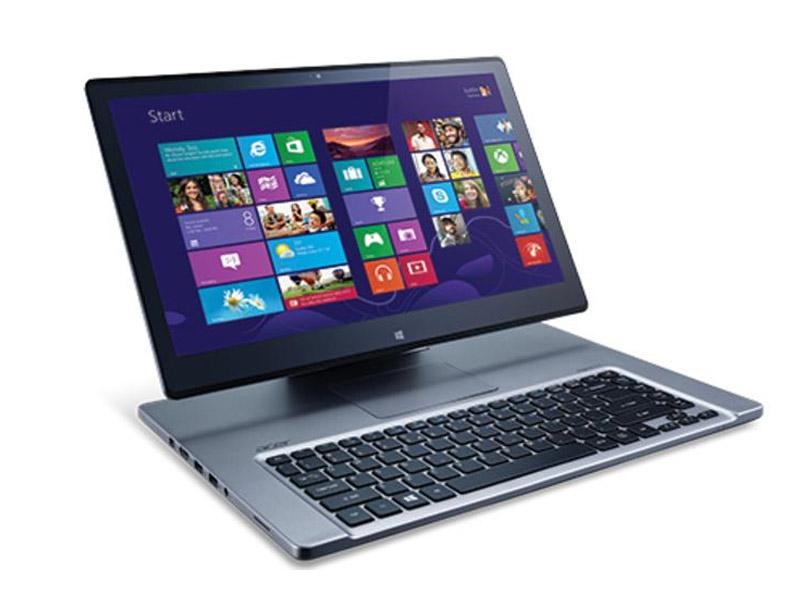 Première vidéo du Acer Aspire R7, un concept de tablette PC étonnant 2