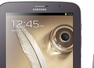 Une version chocolat pour la Samsung Galaxy Note 8 ? 2