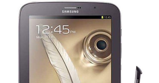 Une version chocolat pour la Samsung Galaxy Note 8 ?