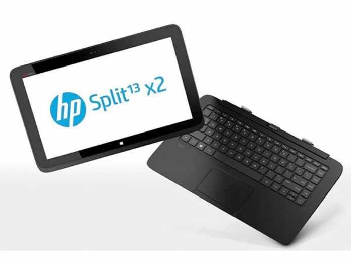 Hp lance le Split x2, une tablette hybride sous Windows 8 1